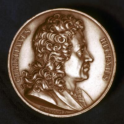 Christiaan Huyghens (1629-169), Dutch Physicist-F Henrionnet-Photographic Print