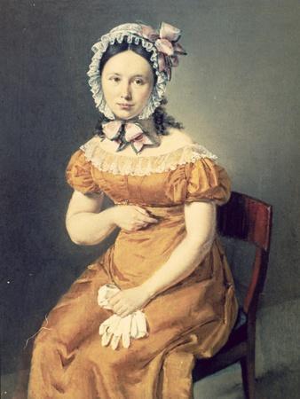 The Artist's Wife Catharine, 1825