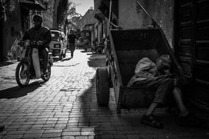 When Sleep Overwhelms by Christian Anker Knudsen