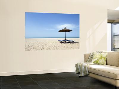 Beach in Palmarin, Near Luxury Hotel Royal Lodge