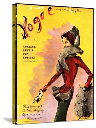 Vogue Cover - September 1937