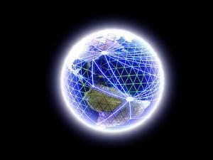 Worldwide Communication by Christian Darkin