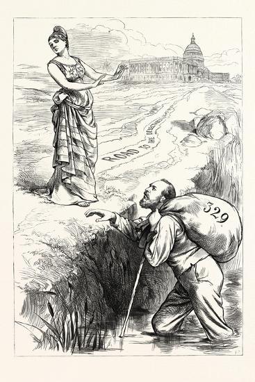 Christian Garfield's Slough of Despond--Giclee Print