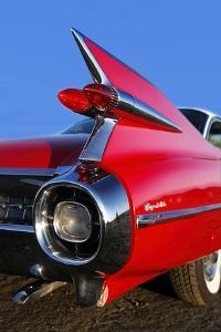 Classic car, Motor Vu Drive In, Dallas, Oregon, USA by Christian Heeb