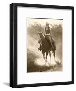 Cowgirl, Apache Spirit Ranch, Tombstone, Arizona, USA MR by Christian Heeb