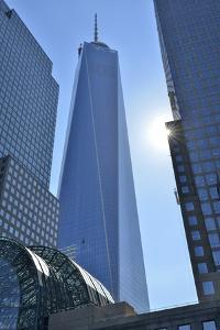 Freedom Tower at the World Financial Center, New York, Usa by Christian Heeb