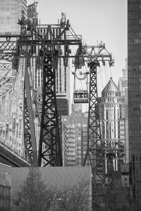 USA, East Coast, New York, Manhattan, Midtown, Roosevelt Island Tramway by Christian Heeb