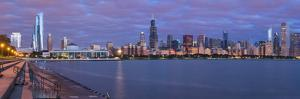 Usa,Illinois, Midwest, Cook County, Chicago, Panorama, Shedd Aquaroium by Christian Heeb