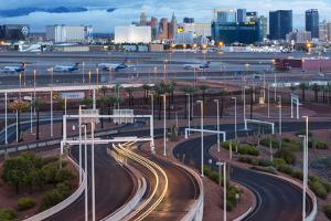 USA Nevada, Las Vegas, McCarran International Airport by Christian Heeb
