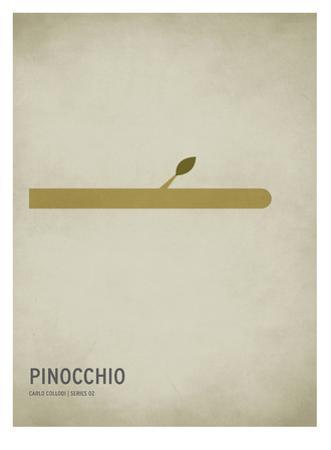 Pinocchio by Christian Jackson
