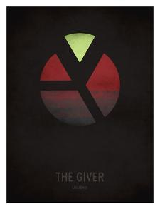 The Giver_Minimal by Christian Jackson