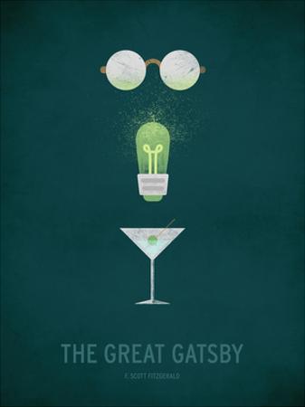 The Great Gatsby Minimal