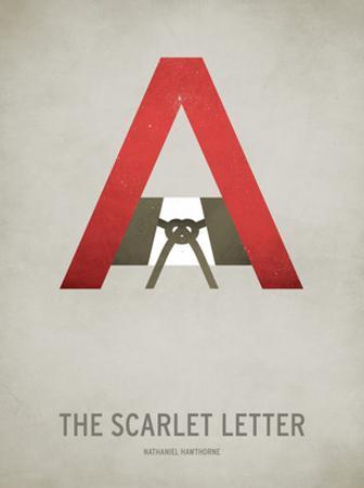 The Scarlet Letter Minimal