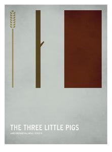Three Little Pigs by Christian Jackson