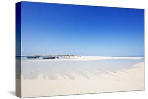 Anakao, Nosy Ve island, southern area, Madagascar, Africa by Christian Kober