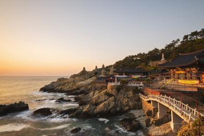 Asia, Republic of Korea, South Korea, Busan, Haedong Yonggungsa Temple by Christian Kober