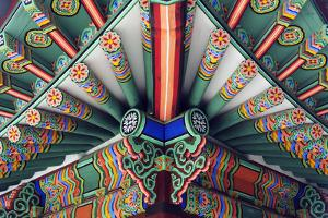 Asia, Republic of Korea, South Korea, Seoul, Deoksugung Palace by Christian Kober