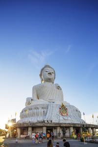 Big Buddha Statue, Phuket, Thailand, Southeast Asia, Asia by Christian Kober