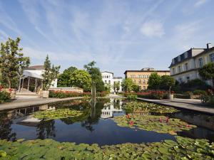 Botanical Gardens, Bonn, North Rhineland Westphalia, Germany, Europe by Christian Kober