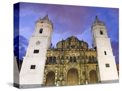 Cathedral, Historical Old Town, UNESCO World Heritage Site, Panama City, Panama, Central America