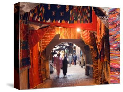 Morocco Marrakesh Medina Market at Place Djema El Fna