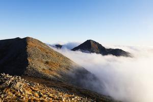 Mount Vihren, 2945m, Pirin National Park, UNESCO World Heritage Site, Bansko, Bulgaria, Europe by Christian Kober