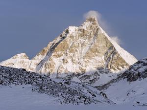 Mountain Scenery and Monte Cervino (The Matterhorn), Cervinia, Valle D'Aosta, Italian Alps by Christian Kober