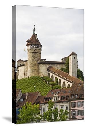 Munot Castle, 16th Century Fortress, Schaffhausen, Switzerland, Europe