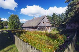 Museum of Folk Architecture, Olsztynek, Warmia and Masuria, Poland, Europe by Christian Kober