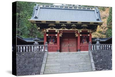 Nikko Shrine, UNESCO World Heritage Site, Tochigi Prefecture, Honshu, Japan, Asia