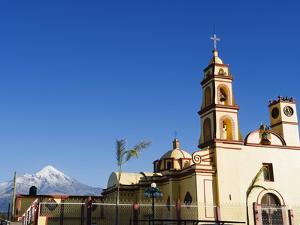 Pico De Orizaba, 5610M, Tlachichuca, Veracruz State, Mexico, North America by Christian Kober