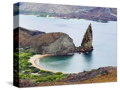 Pinnacle Rock, Isla Bartholome, Galapagos Islands, UNESCO World Heritage Site, Ecuador