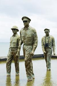 South East Asia, Philippines, Leyte, Tacloban, Macarthur Wwii Monument by Christian Kober