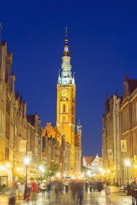 St. Mary's Church, Gdansk, Poland, Europe by Christian Kober