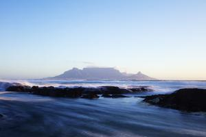 Table Mountain, Cape Town, Western Cape, South Africa, Africa by Christian Kober