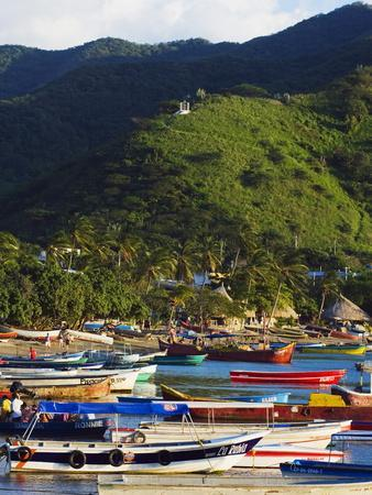 Taganga, Caribbean Coast, Colombia, South America
