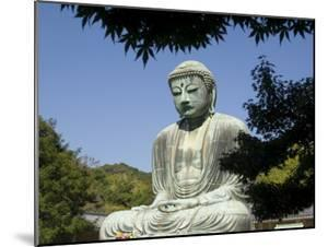 The Big Buddha Statue, Kamakura City, Kanagawa Prefecture, Japan by Christian Kober