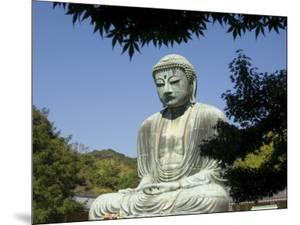 The Big Buddha Statue, Kamakura City, Kanagawa Prefecture, Japan by Christian Kober