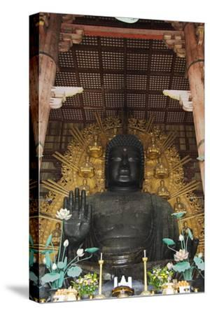 Todaiji Big Buddha Temple Constructed in the 8th Century