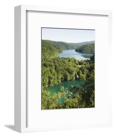 Turquoise Lakes, Plitvice Lakes National Park, Unesco World Heritage Site, Croatia