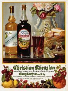 Christian Kuenzlen Poster