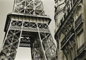 Eiffel Tower Street View, no. 3 by Christian Peacock