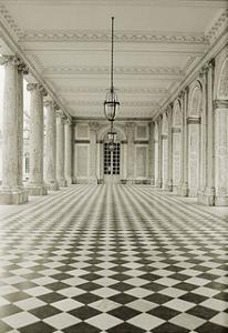 The Grand Trianon by Christian Peacock