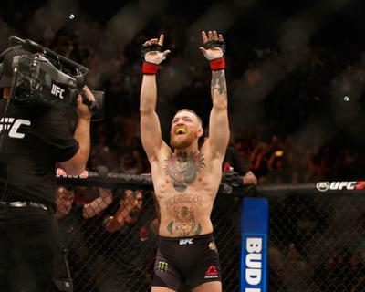 UFC 196: Mcgregor v Diaz
