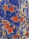 Red Flowers-Christian Rohlfs-Giclee Print