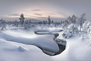 Kiilopaa - Lapland by Christian Schweiger