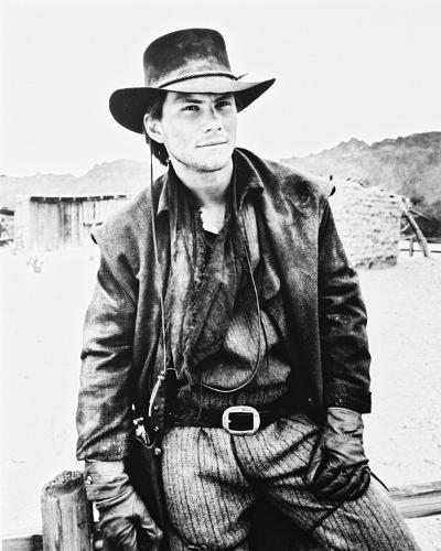 Christian Slater - Young Guns II--Photo