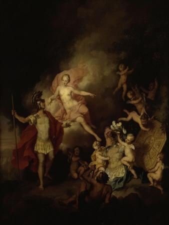 Venus and Aeneas