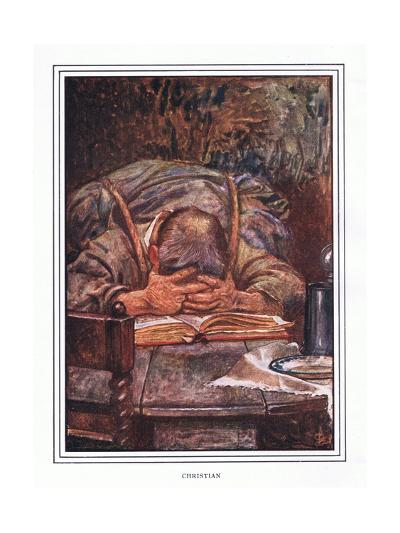 Christian-John Byam Liston Shaw-Giclee Print