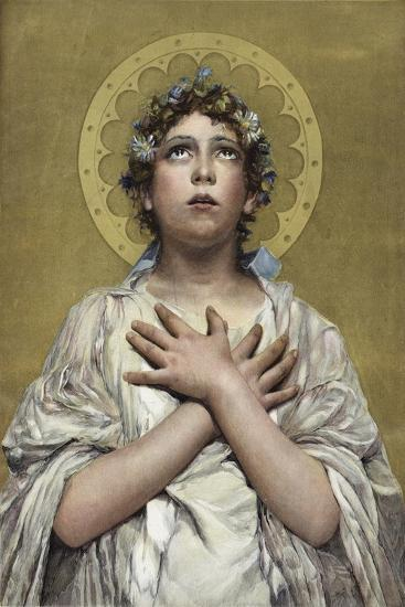 Christians Awake! Salute the Happy Morn--Giclee Print